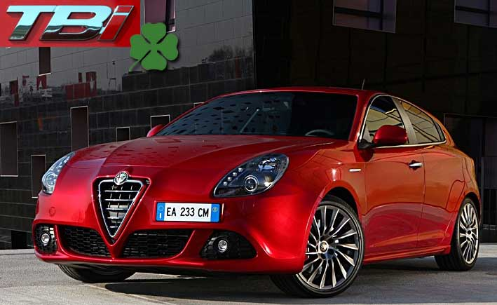 nouvelle alfa romeo giulietta 1750 tbi 235ch. Black Bedroom Furniture Sets. Home Design Ideas